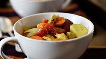 One Pot Turkey Curry
