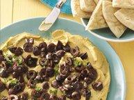 Hummus Olive Spread