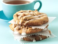 Honey-Bran Cookies