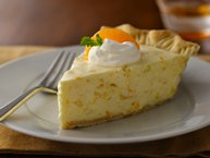 Tropical Fruit Chiffon Pie