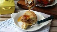 Slow-Cooker Cinnamon Roll Pancake