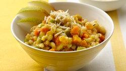 Slow-Cooker Sweet Potato and Barley Risotto