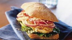 Caesar Chicken Paninis