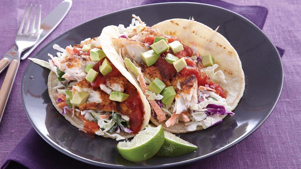 Scaredy Catfish Tacos