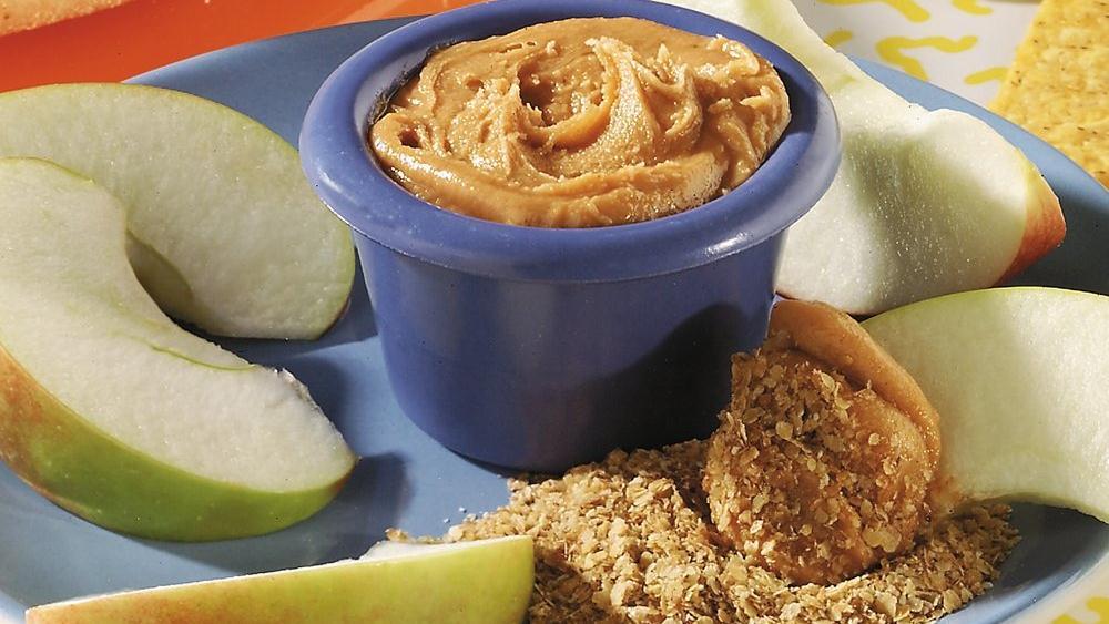 Apple-Peanut Butter Dip & Dunk