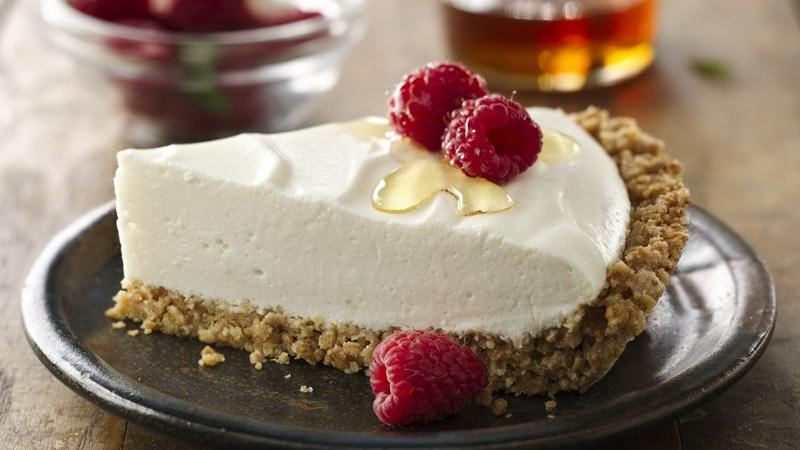 Vanilla Yogurt Pie