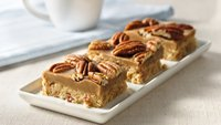 Pecan-Praline Bacon Bars
