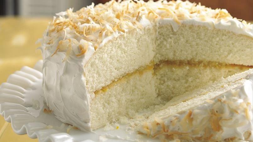 Ambrosia Cake