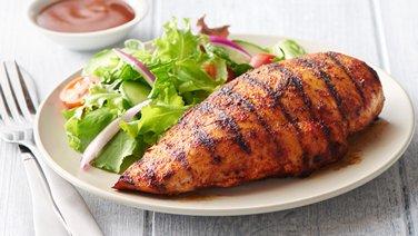 Ultimate Barbecue-Rubbed Chicken