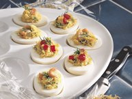 Gluten-Free Zesty Deviled Eggs
