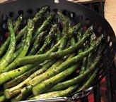Lemon-Pepper Grilled Asparagus