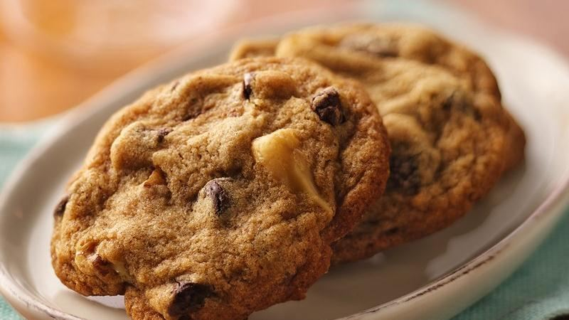 Spiced Chocolate Chip Cookies