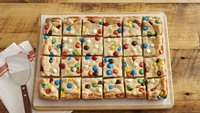 Sugar Cookie M&M's™ Bars