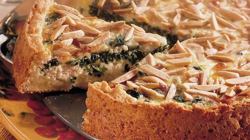 Tuscan Turkey Torta