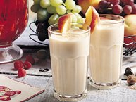 Peachy Yogurt Cooler