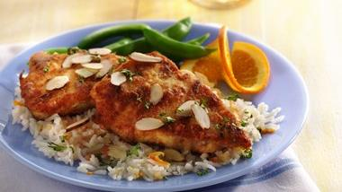 Orange and Ginger Chicken