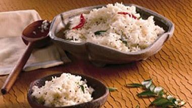 Yogurt-Rice Pilaf