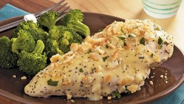 Slow-Cooker Poppy Seed Chicken