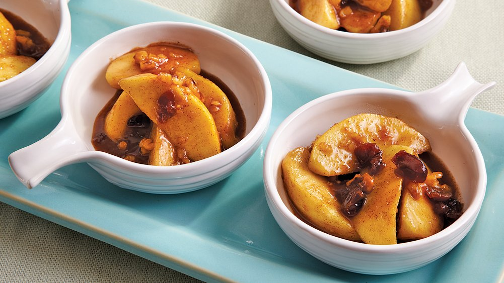 Slow-Cooker Cinnamon Apples