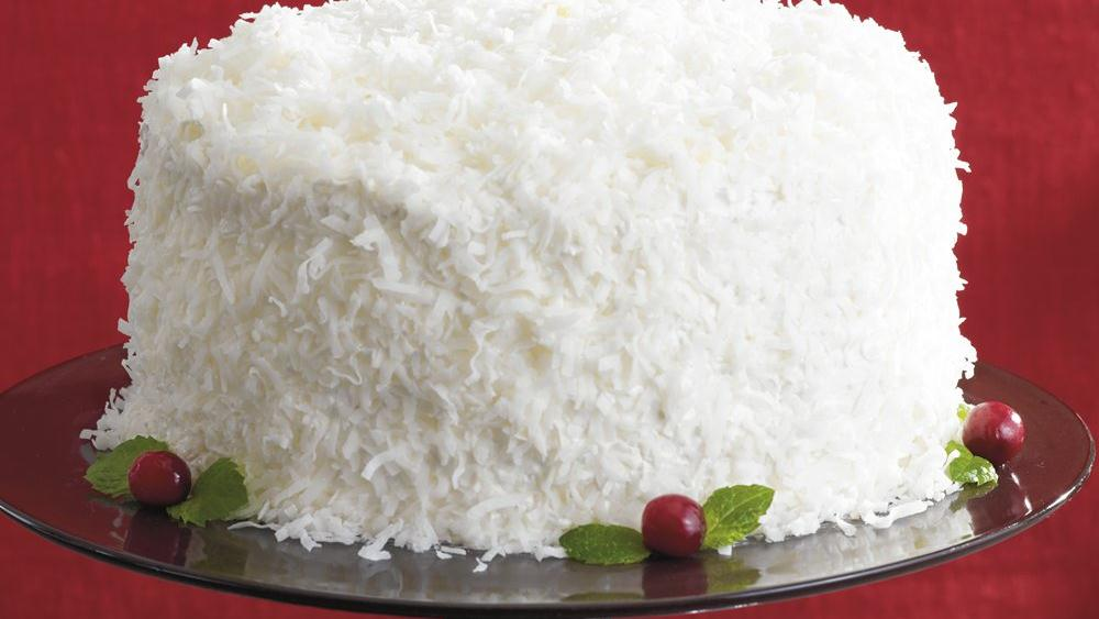 Oatmeal Coconut Cake Recipe