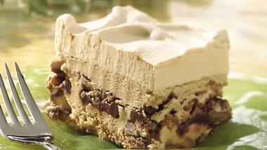 Dulce De Leche-Mocha Ice Cream Dessert