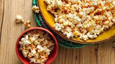 Taco Seasoned Popcorn