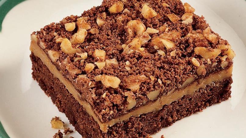 Amaretto Coffee Brownies