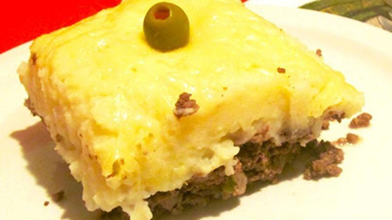Shepherd's Pie Latino