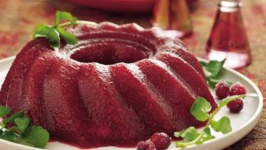 So-Simple Cranberry Gelatin Salad