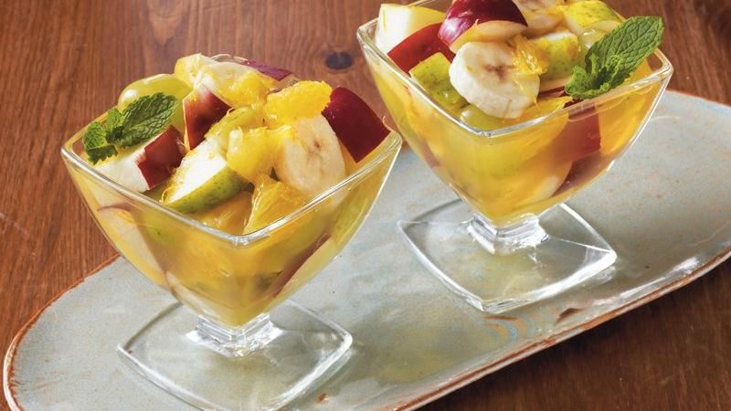 Mimosa Fruit Cups