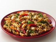 Tuscan Style Tomato Pasta Salad