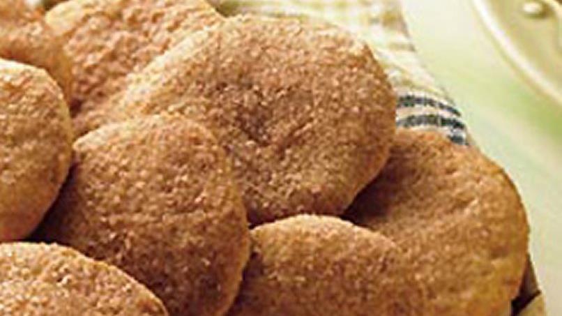 Cinnamon Sugar Snackers