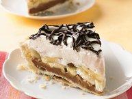 Dulce de Leche-Banana Pie