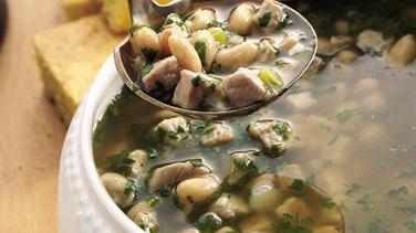 Southwestern Pork Soup