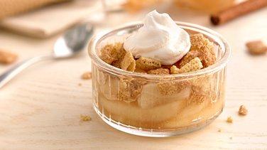 Gluten-Free Mini Apple Pie Crisps
