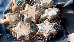 Hanukkah Honey Cookies