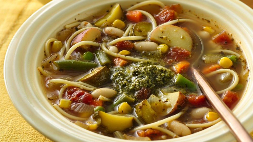 French Vegetable Soup
