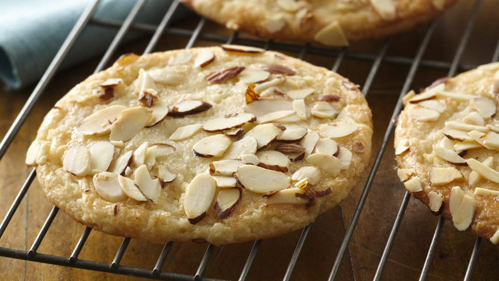Almond Café Cookies