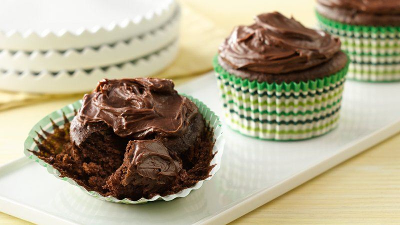 Better-For-You Chocolate Cupcakes
