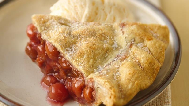 Sparkling Cherry Pie