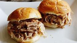 Slow-Cooker Kalua Pork Sandwiches
