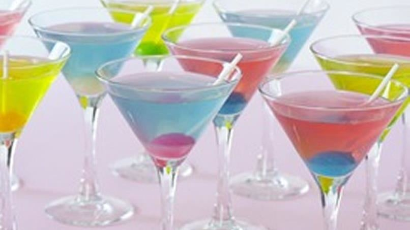 Blow Pop Martini Cocktails recipe - from Tablespoon!
