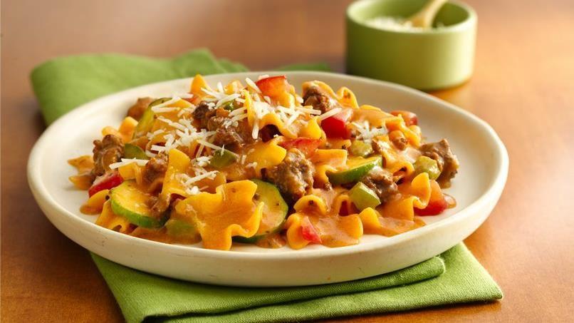 Garden-Fresh Lasagna
