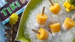 Light Mai Tai Tiki Pops