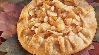 Fresh Pear Crostata