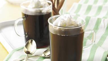 Spiced Dessert Coffee