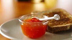 Spiced Apricot Ginger Preserves