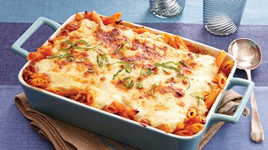 Baked Sausage and Penne