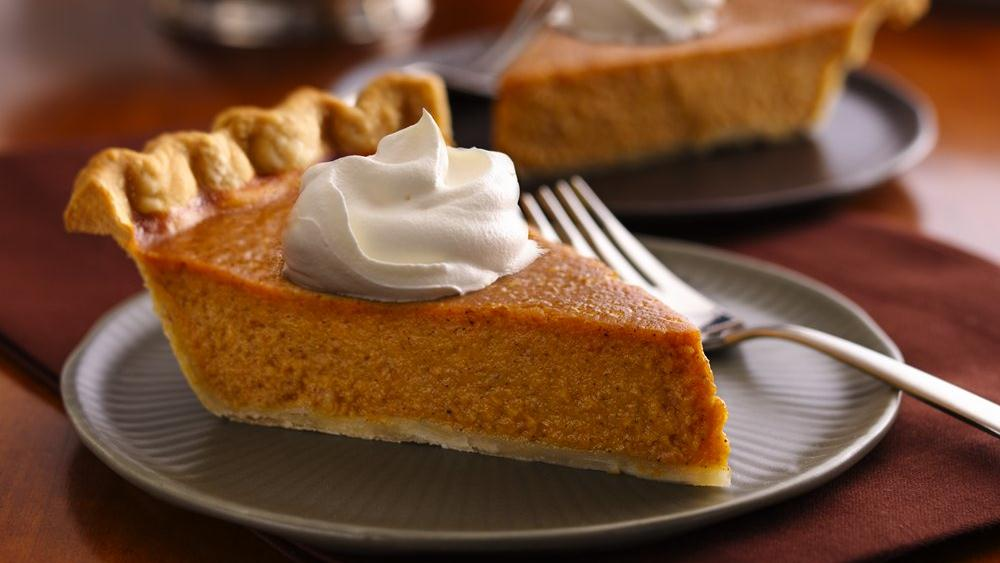 Easy Pumpkin Pie recipe from Pillsbury.com