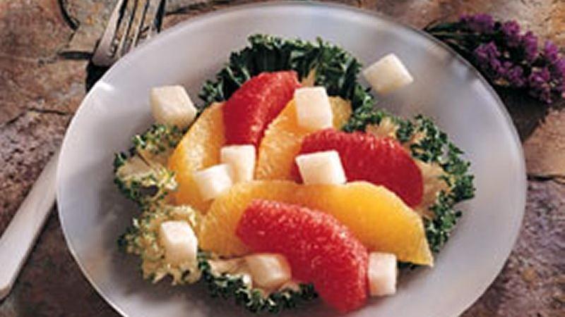 Jicama-Citrus Salad